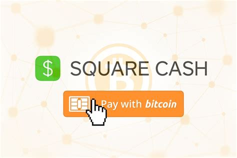Cash app users will now be able to deposit bitcoins from external wallets into their app bitcoin address. The Users of Square Cash App are Able Now to Buy and Sell ...