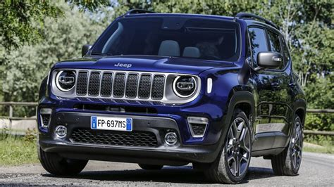 Jeep Renegade 2020 Hybrid by Jeep Renegade Phev Coming In 2020 Autoevolution