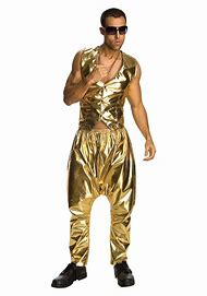 80s Rapper MC Hammer Vanilla Ice Gold …