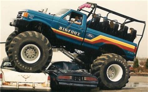 the first bigfoot monster truck monster truck icon bigfoot autoevolution