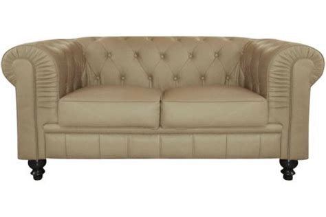canap 195 169 chesterfield simili taupe capitonn 195 169 2 places