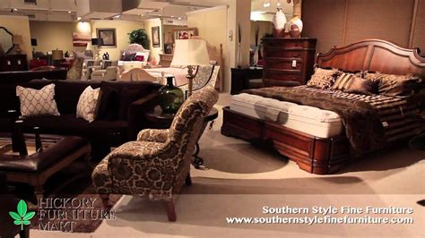 southern style furniture hickory furniture mart in
