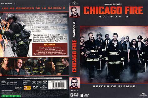 jaquette dvd de chicago saison 2 coffret cin 233 ma