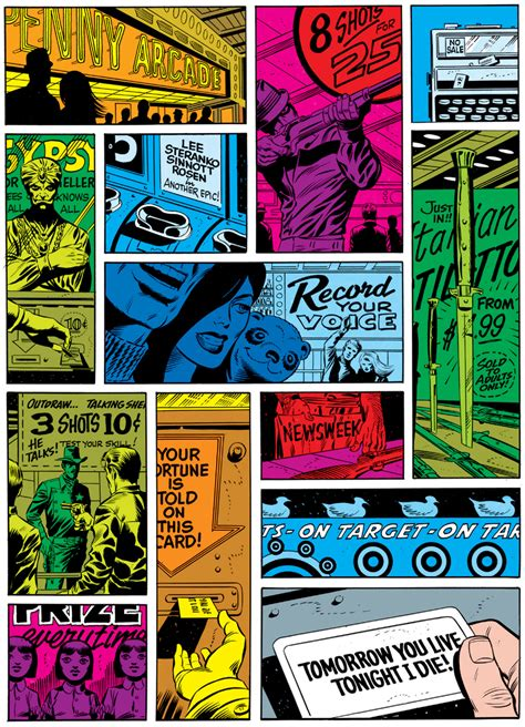 Frontiers Navigating Comics An Empirical And Theoretical Approach To Strategies Of Reading