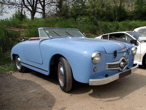 "PANHARD Dyna Junior Cabriolet 1953 - Oldiesfan67 ""Mon blog ..."
