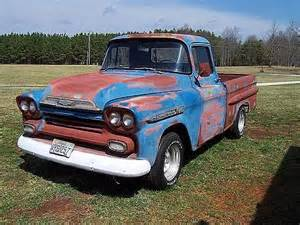 1958 Chevy Pickup Truck for Sale