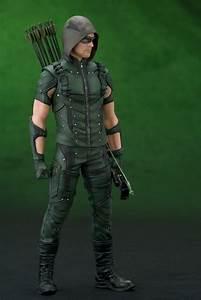 arrow tv series green arrow artfx statue figure
