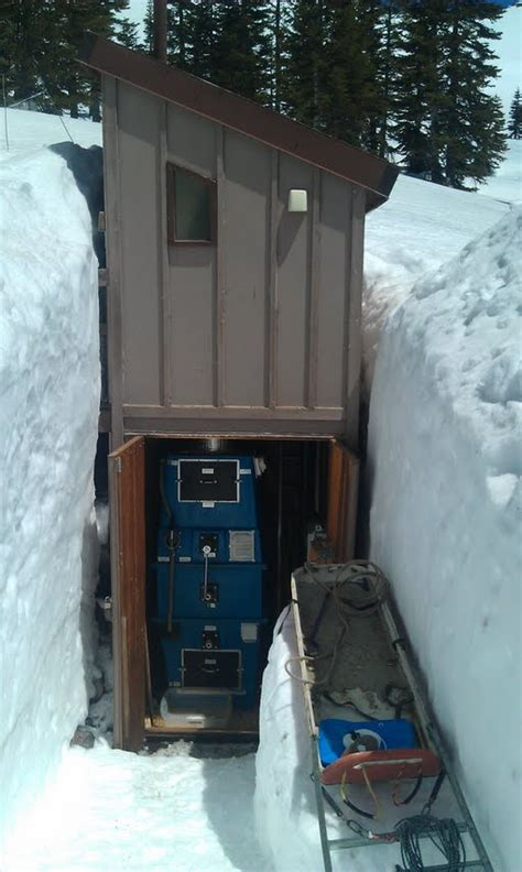 Alpine (Snow Load)   Phoenix Composting Toilets