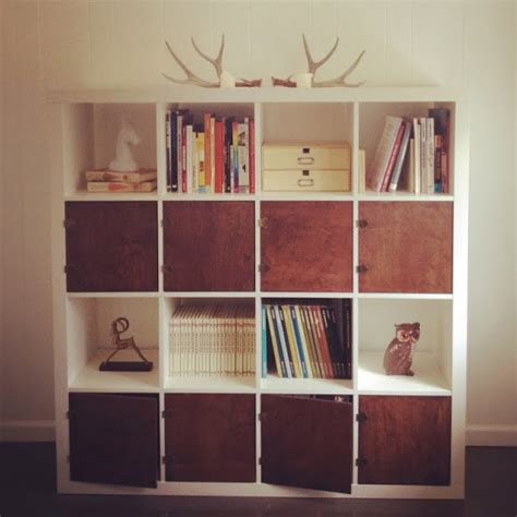 ikea bookshelf hack ikea bookshelves take a stand on versatility 23 creative ideas