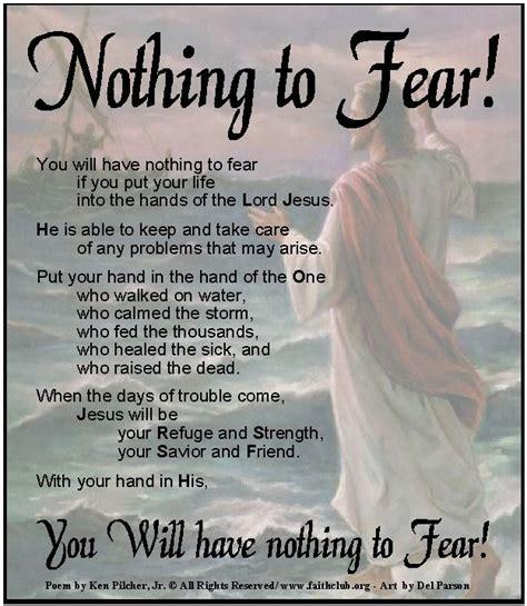 Christian Poems About Faith