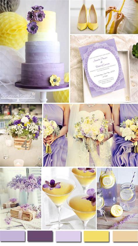 2016 Wedding Color Ideas Gorgeous Purple Wedding Color