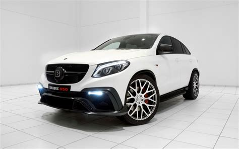 Mercedes Gle Class 4k Wallpapers by Brabus Amg Mercedes Gle Class 4k Desktop Wide