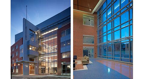 coppin state university health human services building