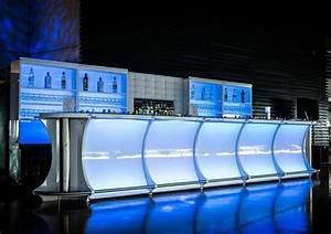 Beleuchtete Bar Theke : thekenmodul lightbar corner loungekonzept ~ Sanjose-hotels-ca.com Haus und Dekorationen