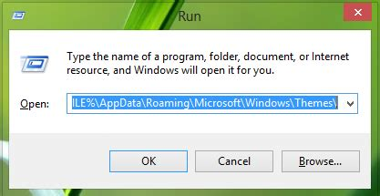 unable to change desktop wallpaper in windows 8 how to fix