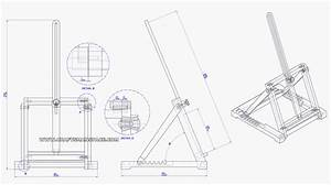 Image Gallery easel plans