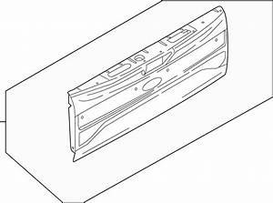 Ford F O Flex Step  W  Applique  Rear  Body