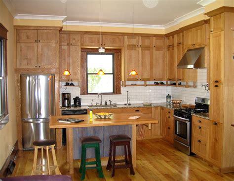 L Shaped Kitchen Designs #1826