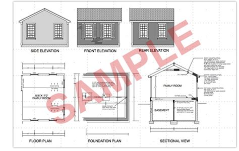 Complete Home Additions Plans
