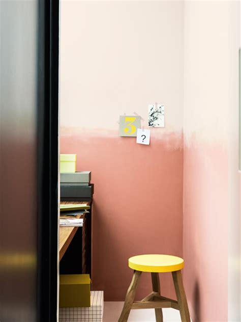 Wandgestaltung Küche Farbe by Akzente Setzen Kreative Wandgestaltung Mit Farben