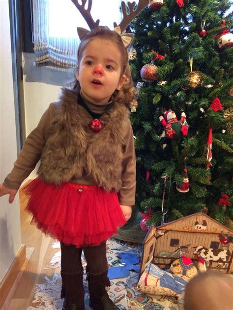 disfraz casero de navidad disfraz de reno casero disfraces navidad