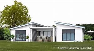 Bodenplatte Garage Kosten Pro Qm : moderne bungalows als massivhaus schl sselfertig zum ~ Lizthompson.info Haus und Dekorationen