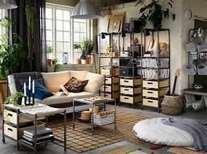Wohnzimmer Industrial Style : 444 best ikea wohnzimmer mit stil images on pinterest ikea living room home and homes ~ Whattoseeinmadrid.com Haus und Dekorationen