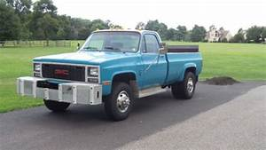 Find Used 1989 Gmc Pickup Truck 3500 Dually 4x4 With
