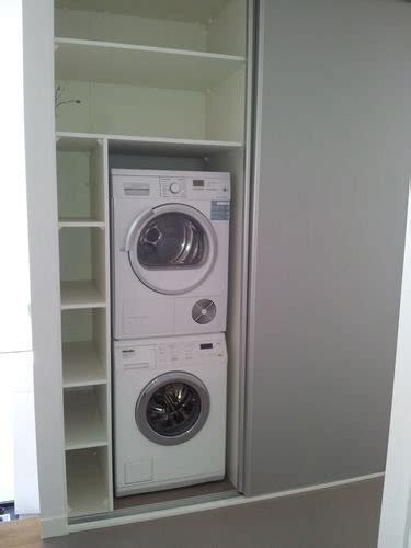 kast voor wasmachine en droger op elkaar rfg agneswamu