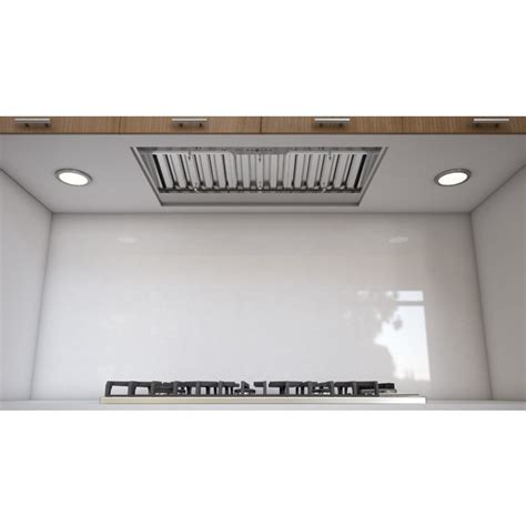 "AK9234AS   Zephyr Power Monsoon 36"" Cabinet Insert Hood"
