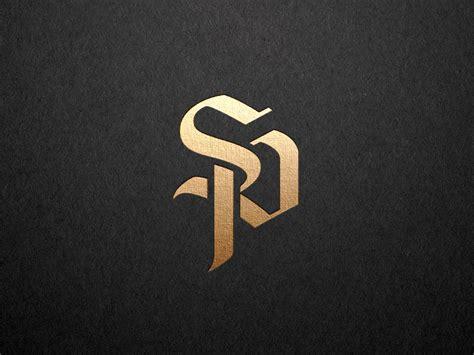 sp monogram  eric tones  dribbble