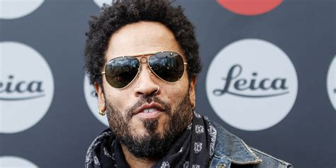 A Lenny Kravitz Se Le Rompe El Pantaln En Pleno Concierto