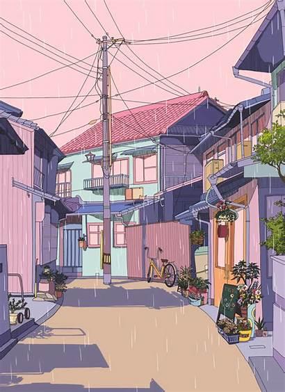 Pixel Simple Drawings Illustration Aesthetic Anime Japanese