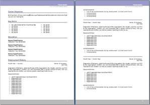 resume template 10 resume australia