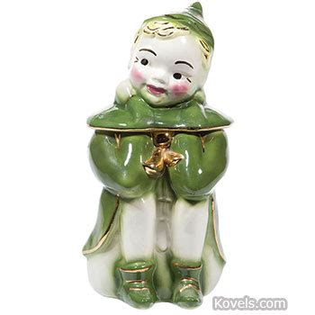 antique cookie jars pottery porcelain price guide