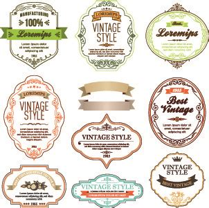 vintage free vector 6 213 free vector for commercial use format ai eps cdr svg