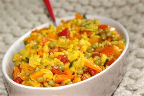 cuisiner des legumes paella aux légumes weight watchers recettes a cuisiner