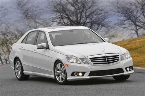 The design leaves good trunk. 2012 Mercedes-Benz E-Class: Used Car Review - Autotrader