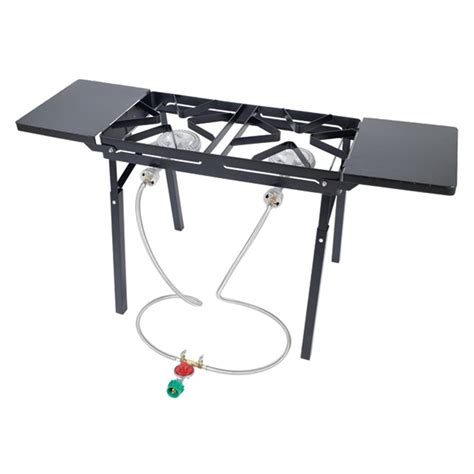 bayou classic 174 dual burner outdoor patio stove 147737