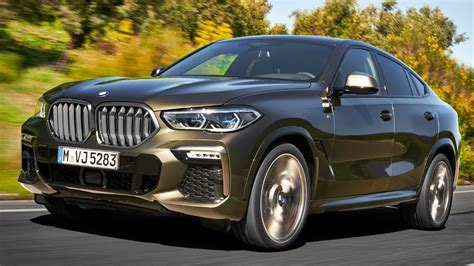 when will 2020 bmw x6 be available 2020 bmw x6 m50i suv experience