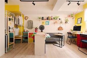 Bright Basement Floor Studio Apartment For Newlyweds