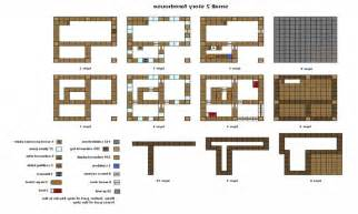 minecraft small house floor plans minecraft modern house plans numberedtype