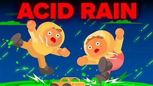 What Does Acid Rain Do To Your Body