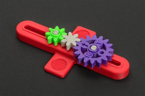 math gears   model  printable stl cgtradercom