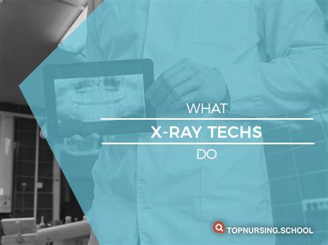 radiologic technician