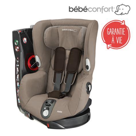 siège bébé axiss axiss de bébé confort siège auto groupe 1 9 18kg aubert