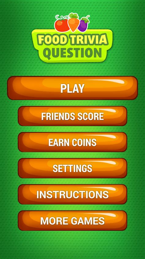 cuisine quiz food trivia questions quiz android apps on play