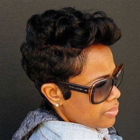 60 Great Short Hairstyles For Black Women Hair Styles