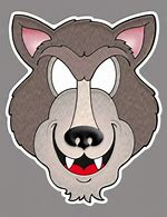 Images for wolf mask template printable www.onlinepromopricecheap9.ml
