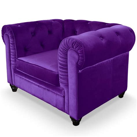 canapé chesterfield violet photos canapé chesterfield velours violet
